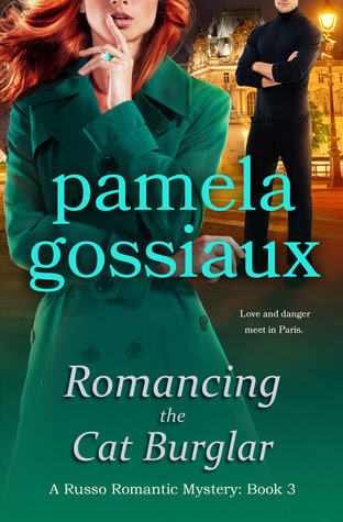 Romancing the Cat Burglar by Pamela Gossiaux