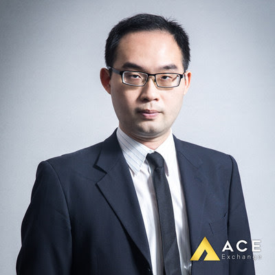 David Pan, Founder of ACE Exchange, says security is the company's top priority