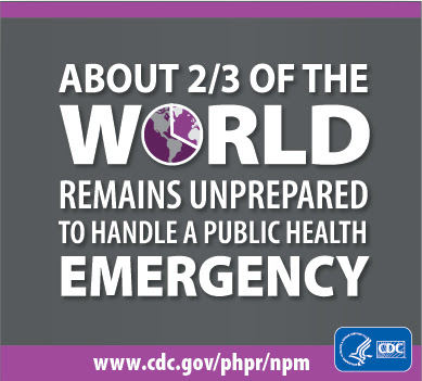 Infographic: National Preparedness Month