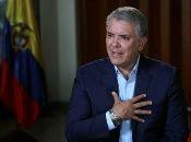 """Iván Duque está """"subordinado al creador del narco paramilitarismo y la narco política en Colombia"""", denunció Jorge Arreaza. ."""