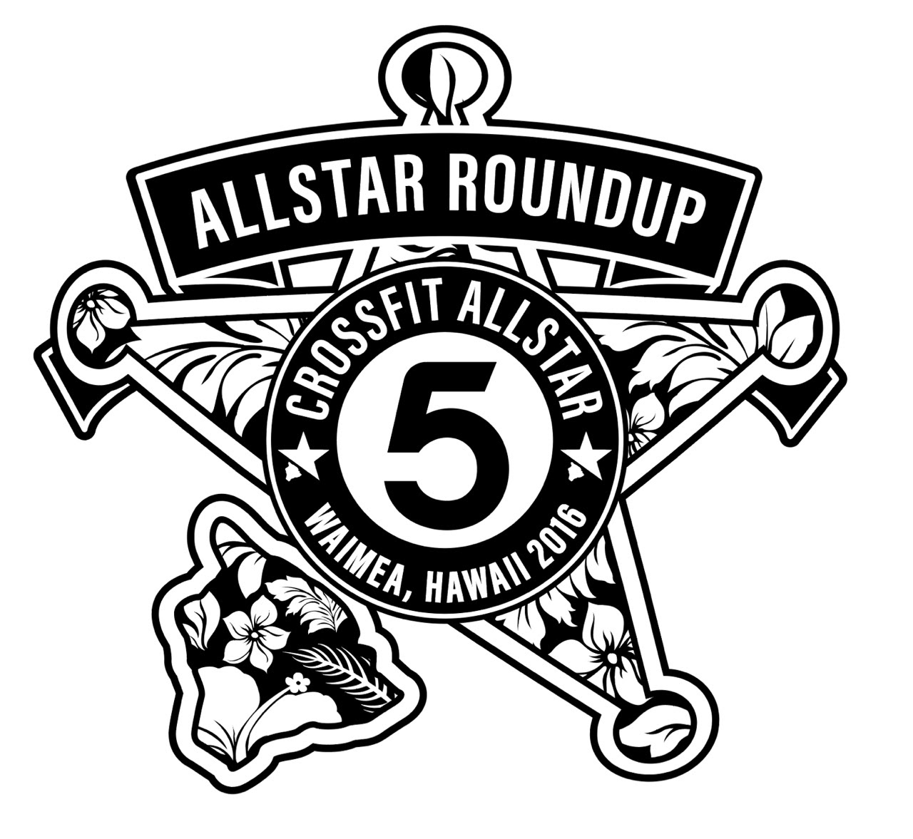 AllStar Round-Up 2016 logo