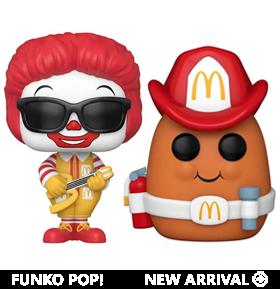 Pop! Ad Icons: McDonalds