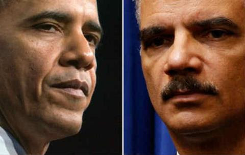 BOMBSHELL: Accidental Phone Call Made by Holder Aide Proves Collusion Between DOJ and Dems in IRS Scandal