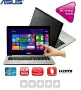 Notebook Touch Asus VivoBook