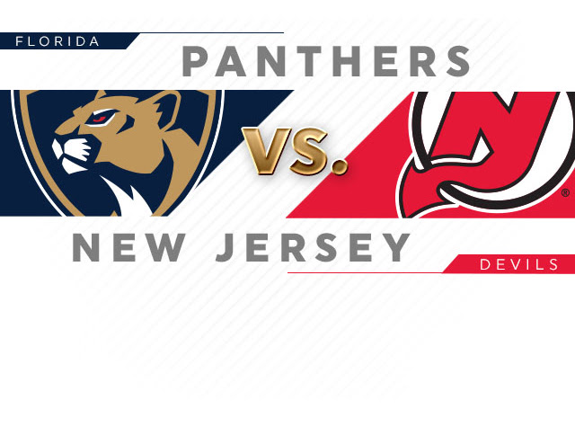 GDT  - The Hero We Need  Your New Jersey Devils vs. Florida Panthers ... d27ea8196