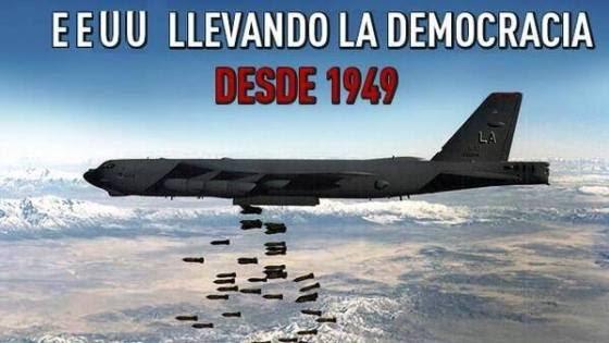 Venezuela o USA-Quién es la amenaza para la seguridad de todos