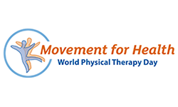 World Physical Therapy Day logo