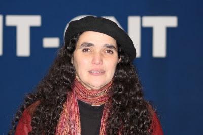 """Fernanda Aguirre (Observatorio Luz Ibarburu): """"Es imprescindible salir a repudiar las reivindicaciones de los crímenes más atroces del terrorismo de Estado"""""""