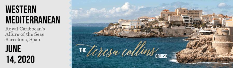 Teresa Collins Cruise and Crop 2020 Western Mediterranean