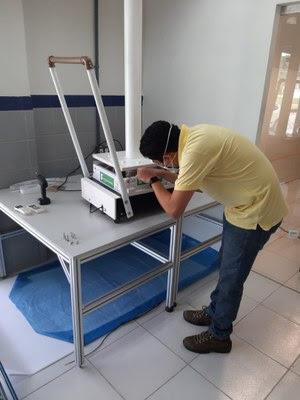 Professores desenvolvem projeto no Colab - Ifal Maceió