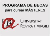 Becas para Másteres Universidad Rovira i Virgili