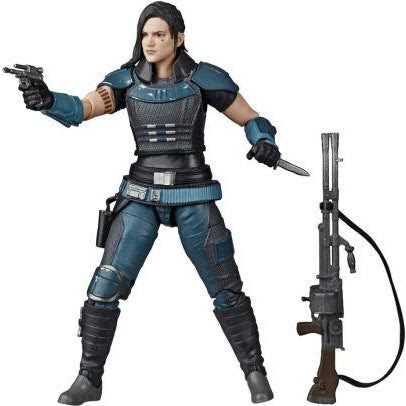 Image of Star Wars The Black Series 6-Inch Action Figures Wave 23 - Cara Dune