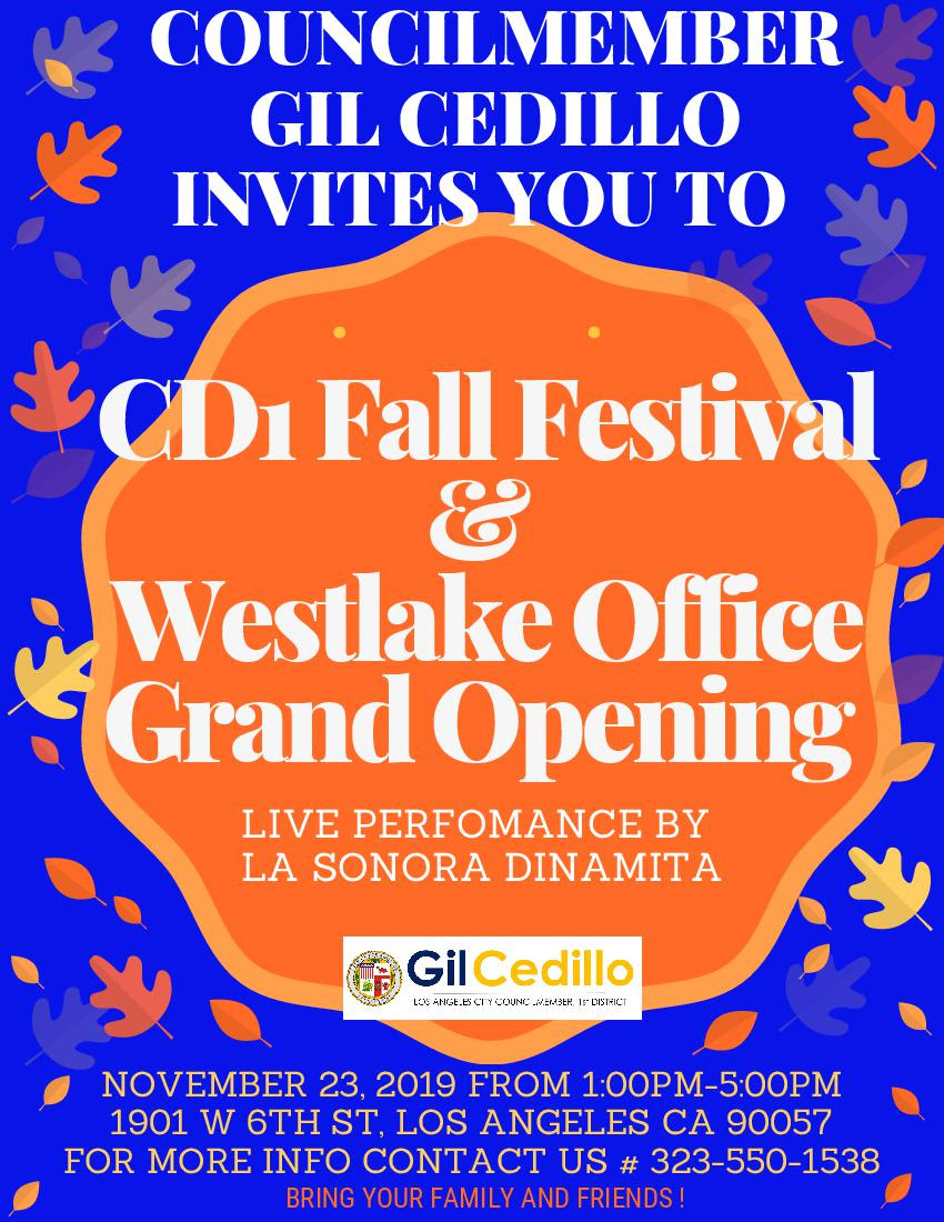 Westlake Office Opening ENGLISH 11-23-19