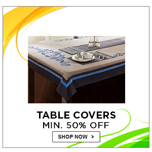 Table Covers | Minimum 50% Off