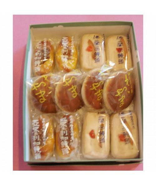 【梅花亭】焼き菓子 8個入れ