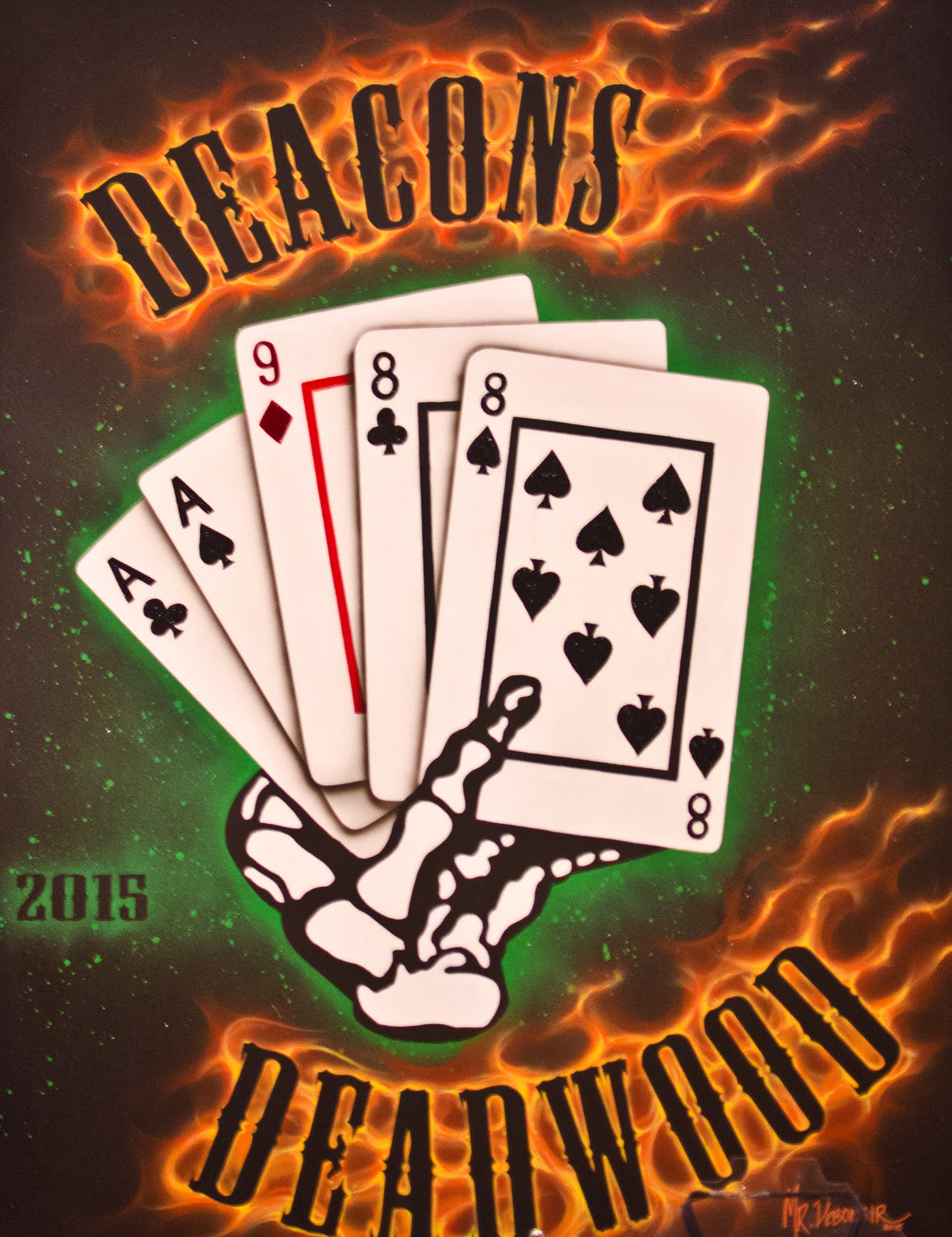 Deacons 2015 Poster