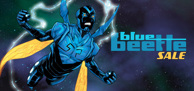 Blue Beetle Digital Comics Sale