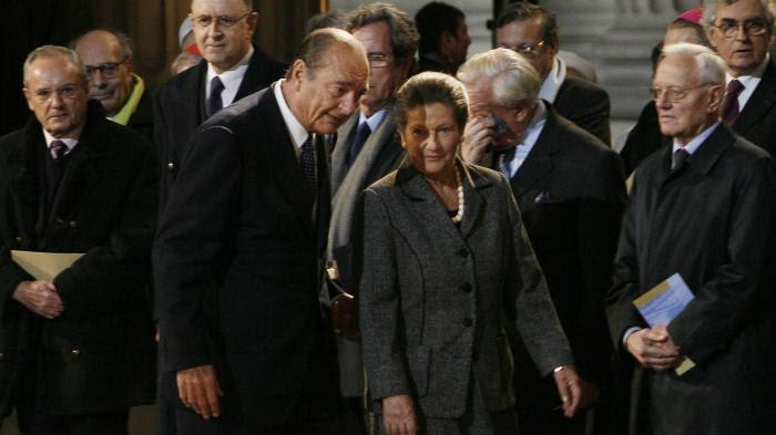 VIDEO. En 2007, l'hommage bouleversant de Simone Veil aux Justes de France au Panthéon