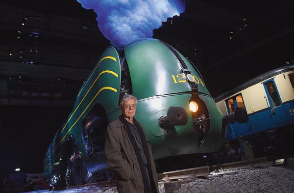 «Train World», le rêve ferroviaire de François Schuiten