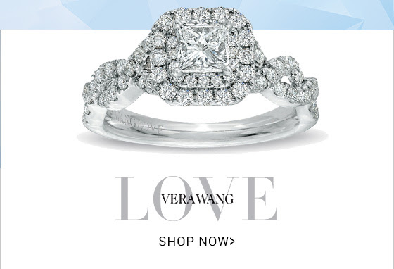 Shop the Vera Wang LOVE collection.