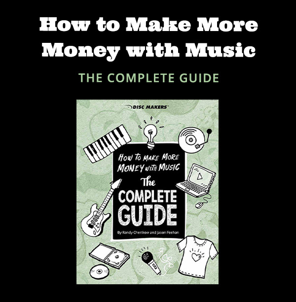 How to Make More Money with Music.