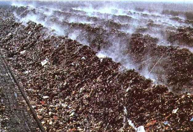 Risultati immagini per inquinamento della terra
