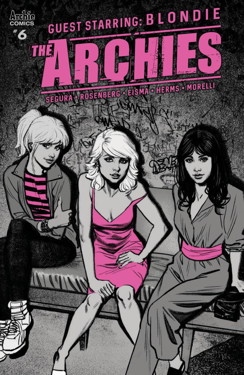 The Archies #6: CVR A Smallwood
