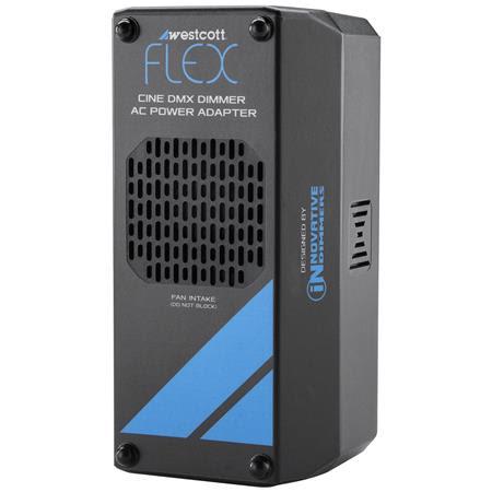 Flex Cine Wireless DMX Dimmer AC Adapter