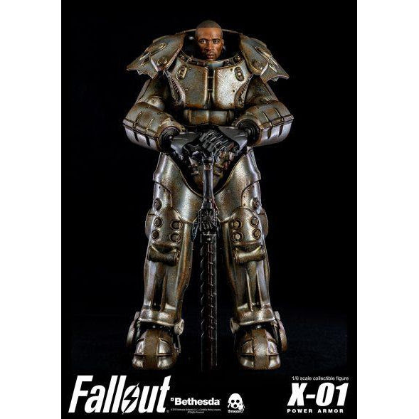 Image of Fallout – X-01 Power Armor 1/6 Scale