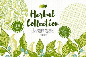 Herbal collection (+bonus)