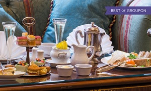 5* Champagne Afternoon Tea