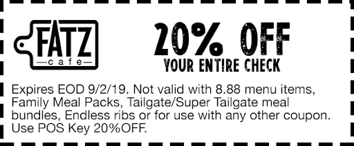 photograph about O'charley's 20 Off Printable Coupon identify Cafe Coupon codes 08/31/19: Dominos, Upon the Border Additional