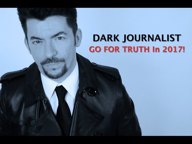 DARK JOURNALIST - GO FOR TRUTH in 2017! DEEP STATE BLACK BUDGET & UFO SECRECY!  Sddefault