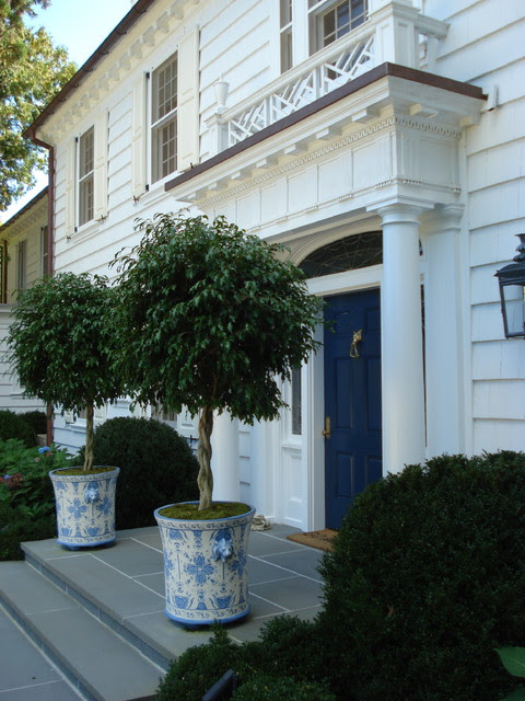 A Southampton Estate traditional entry