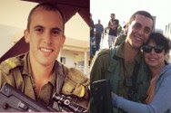 IDF soldiers Max Steinberg and Sean Carmeli