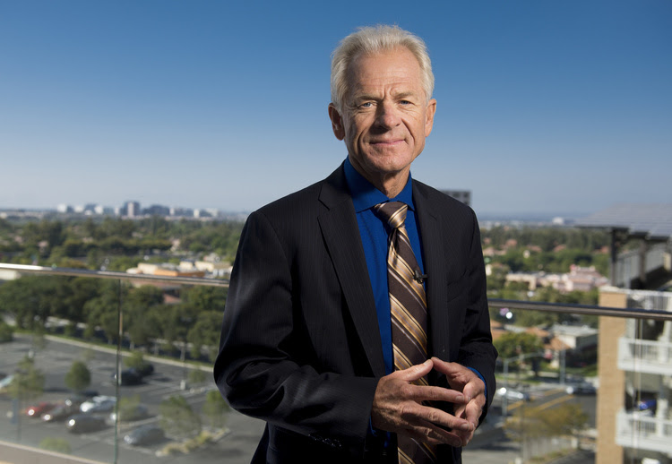 Peter Navarro. (Photo by Leonard Ortiz/The Orange County Register)