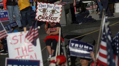 Corte Suprema de EE.UU. rechaza la apelación del Partido Republicano para revisar resultados de las elecciones en Pensilvania