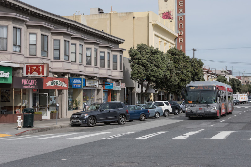 38 Geary bus