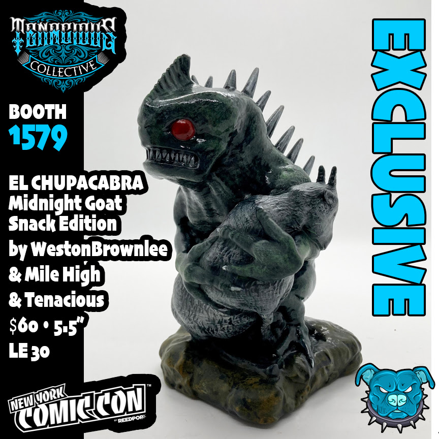 NYCC 2021 flyer Excl chupa goat snack ed