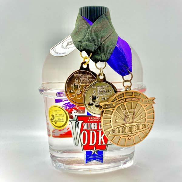 Soldier Valley Vodka