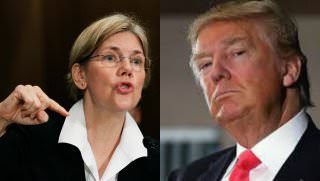 Trump Impeachment Law Being Introduced By Democrat's Elizabeth Warren (Video)