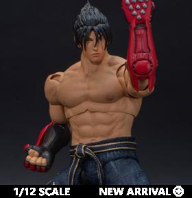 Tekken 7 Jin Kazama 1/12 Scale Figure