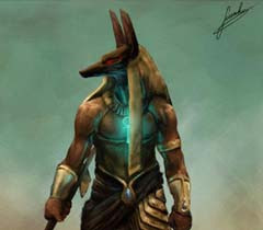Anubis – The Jackal God and Guide into the Ancient Egyptian Afterlife