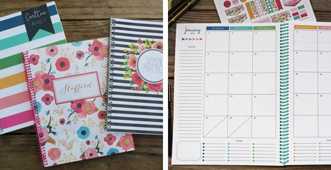 2017 Personalized Organizer |.