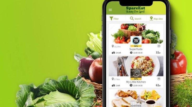 Aplicativo israelense evita o desperdício de comida