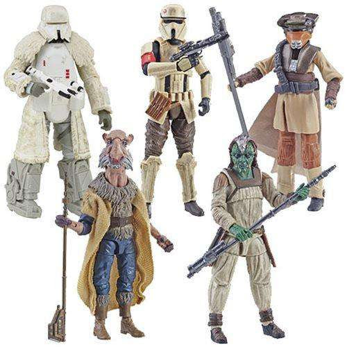 "Image of Star Wars: The Vintage Collection 3.75"" Wave 4 - Complete Set of 5 - MARCH 2019"