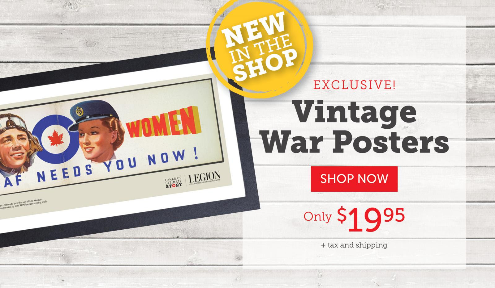 Vintage War Posters V.2