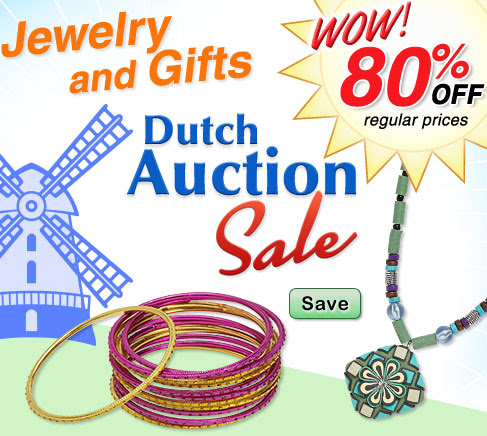 80% OFF Jewelry & Gift...