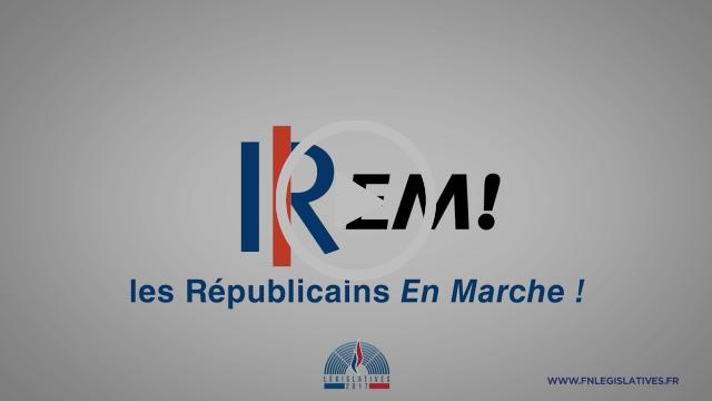 Les Républicains En Marche ! |Législatives 2017