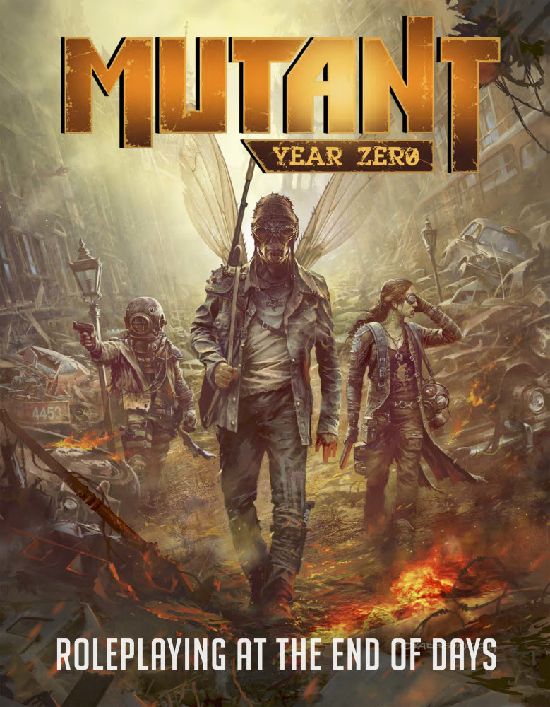 About Mutant: Year Zero